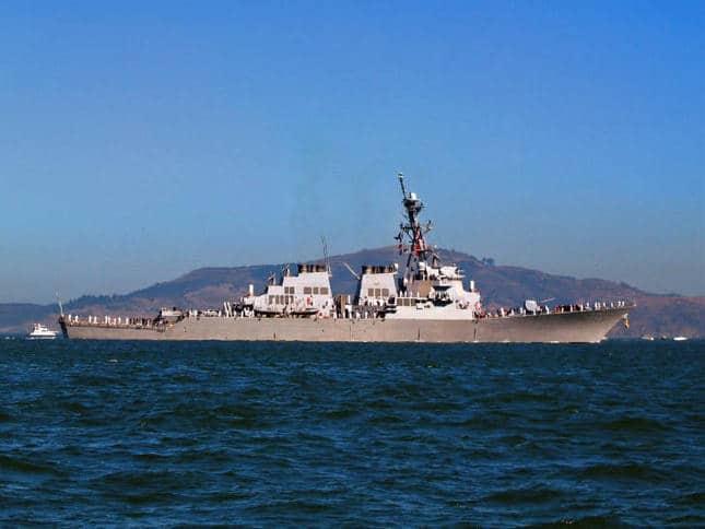 Military Ship 5