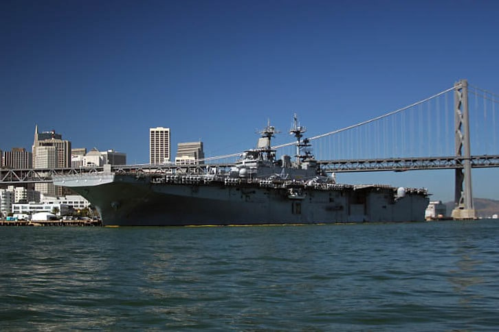 Military Ship 6