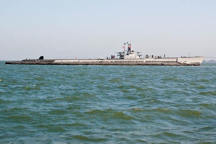 Military Ship 8