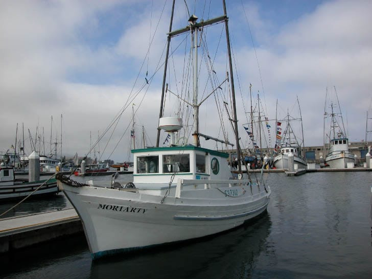 Moriarty Fishing Boat