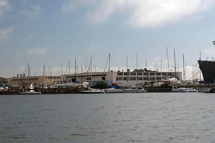 Nelson's Marine Dock