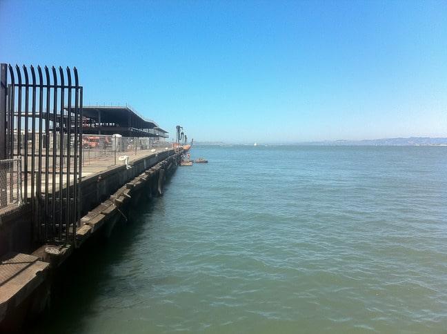New SF Cruise Ship Terminal Under Construction