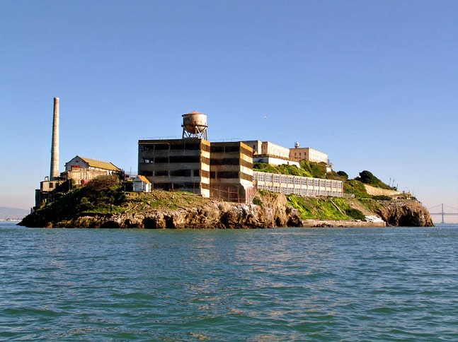 North End of Alcatraz