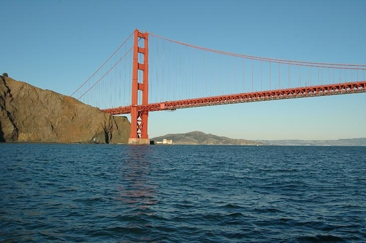 North End of the Golden Gate