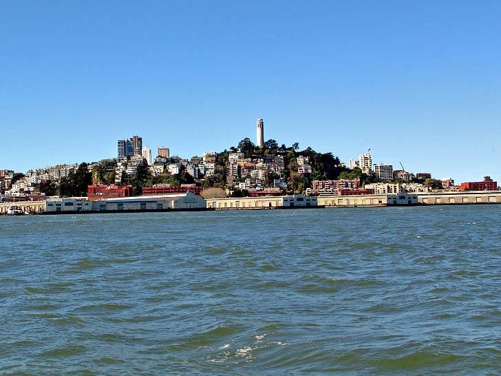 Old San Francisco Waterfront