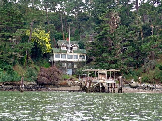 Older Belvedere Home