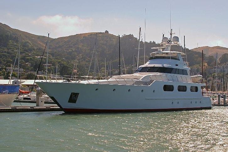 Ozark Lady Yacht