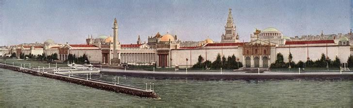 Pan-Pacific Exposition and Yacht Harbor