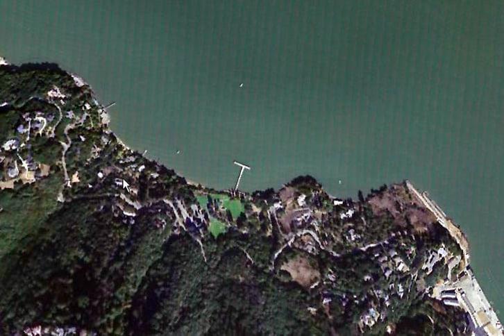 Paradise Cove Aerial