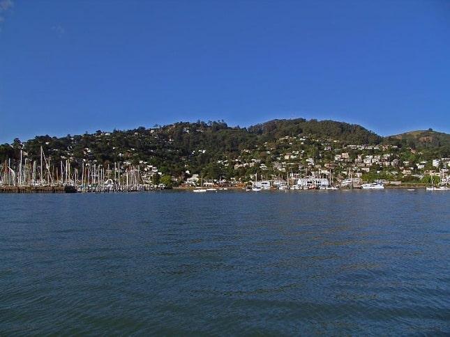 Pelican and Sausalito Marine Harbors