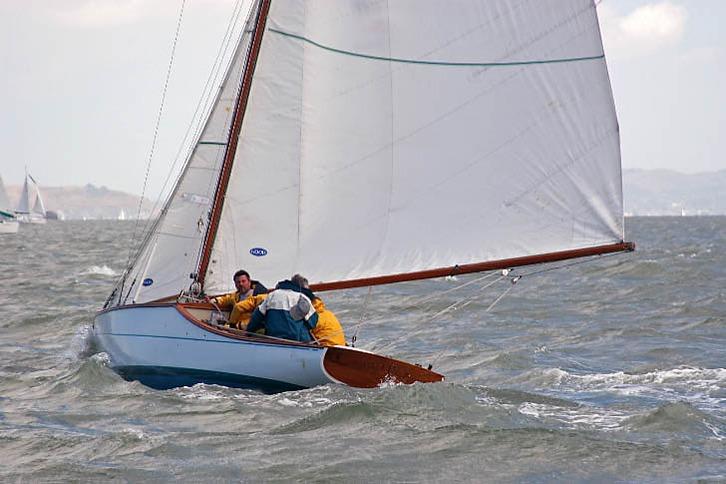 'Petrel' Bird Boat