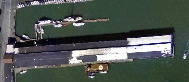 Pier 38 Aerial