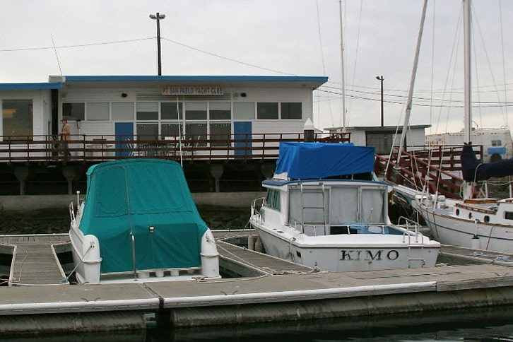 Pt. San Pablo Yacht Club