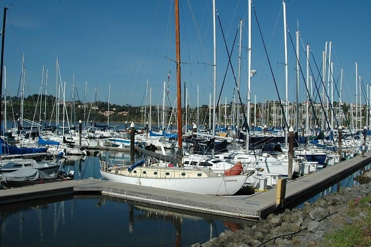 Richardson Bay Marina