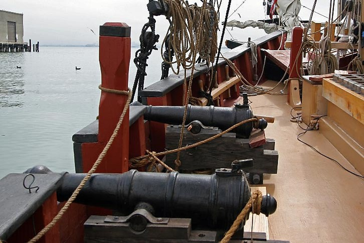 Royaliste's Cannons
