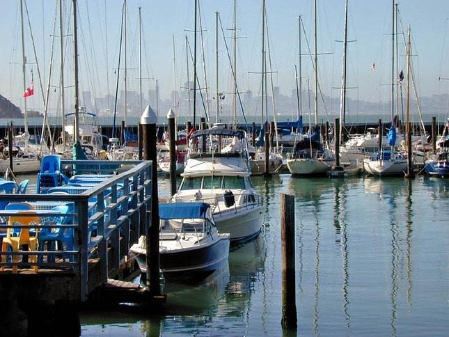 Sam's in Tiburon