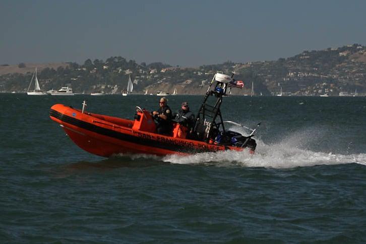 San Francisco Police Boat
