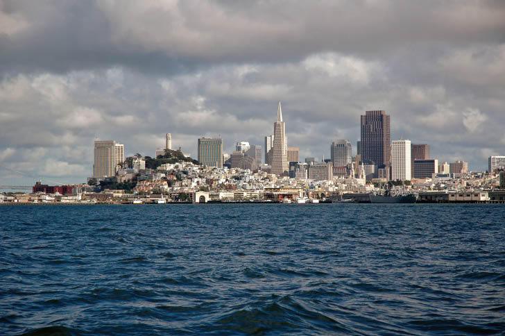 San Francisco Skyline 2