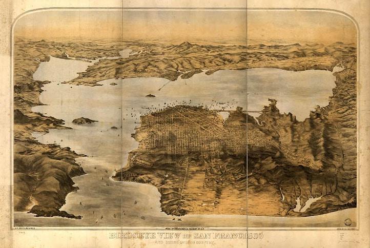 San Francisco and the Bay 2