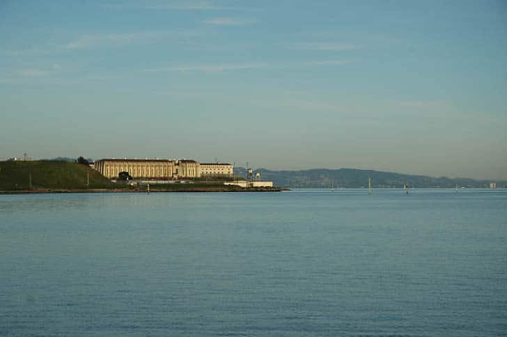 San Quentin at Twilight
