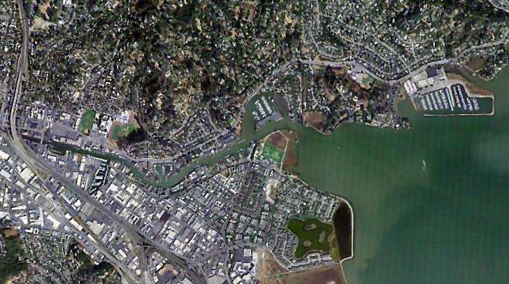 San Rafael Aerial