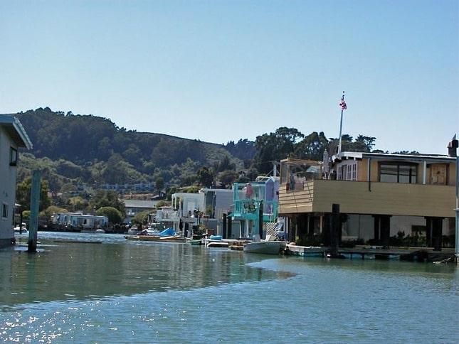 Sausalito Houseboats 2