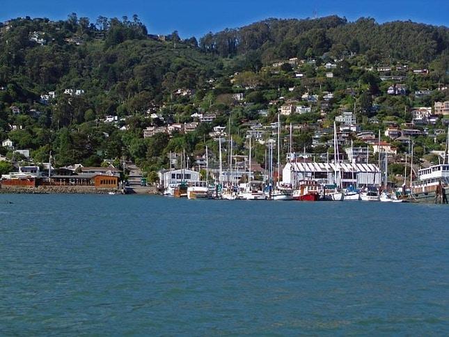 Sausalito Ramp and Marine Harbor