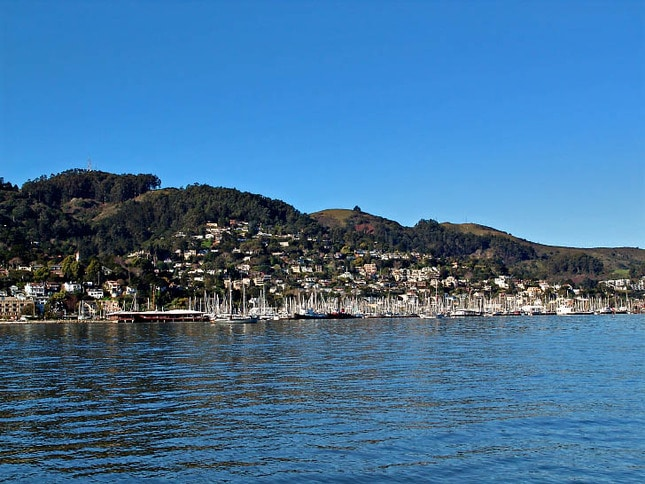 Sausalito Yacht Harbor 5
