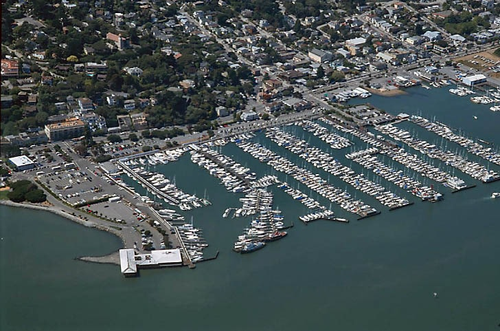 Sausalito Yacht Harbor 6