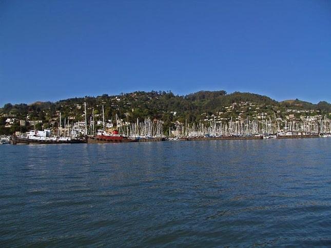 Sausalito Yacht Harbor
