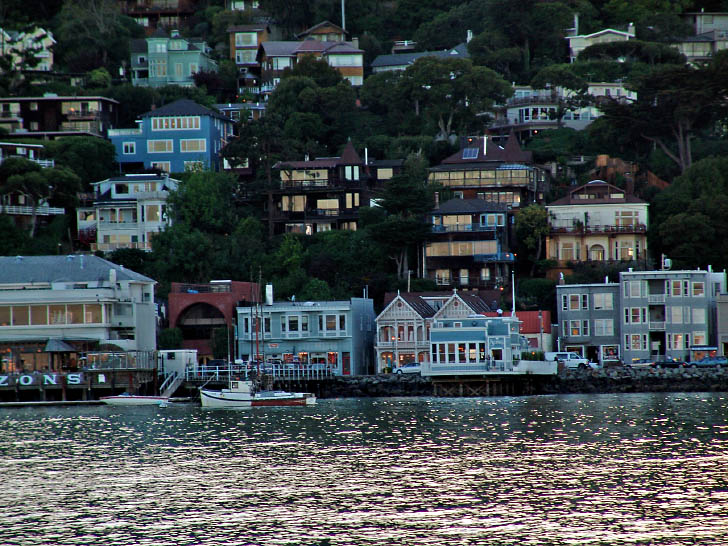 Sausalito at Dusk