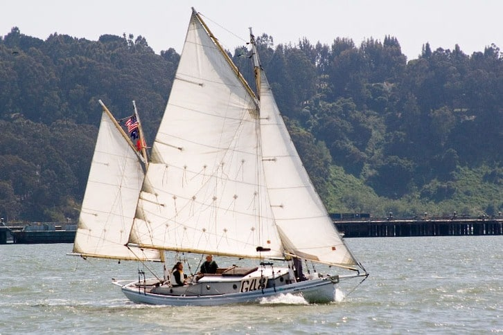 Sea Bird Sailboat