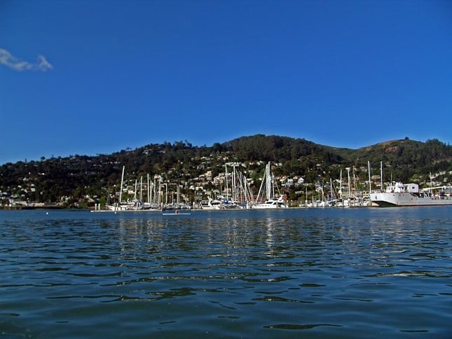 South End of Schoonmaker Point Marina