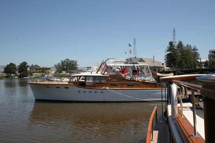 Stephanie Classic Motoryacht