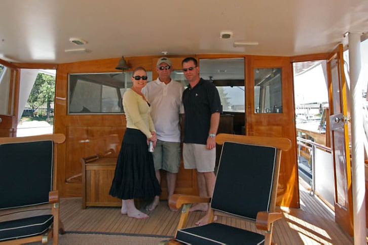 Stephens Motoryacht