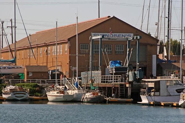 Svendsen's Boatyard