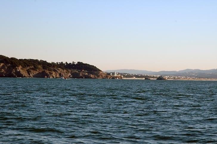 The Cliff House and Ocean Beach