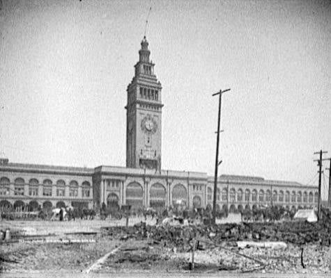 The Ferry Building, San Francisco