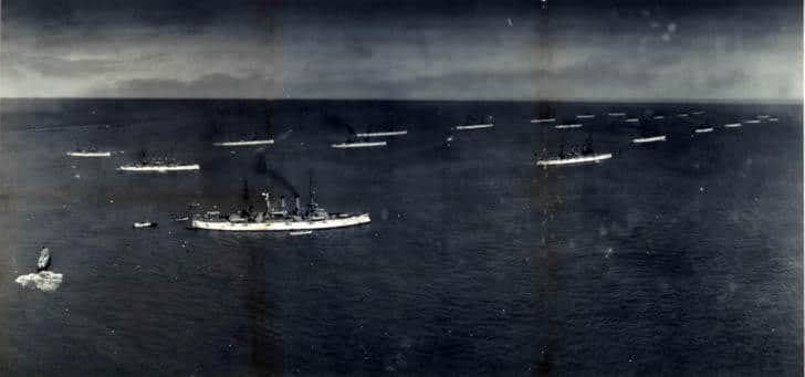 The Great White Fleet