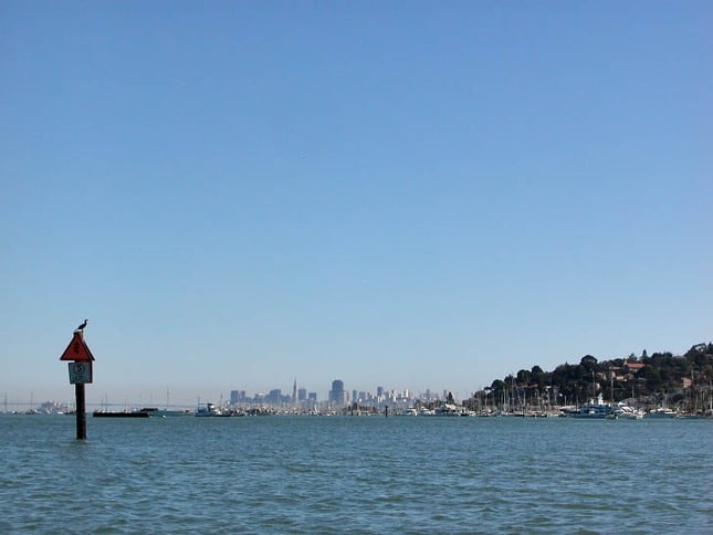 The Sausalito Channel