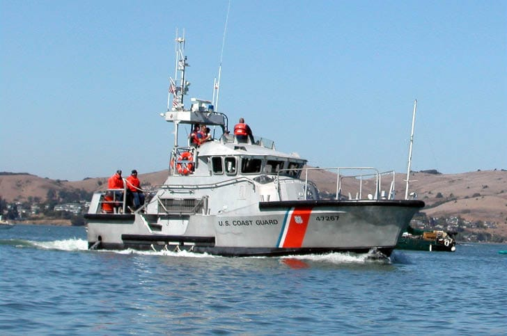 The USCG 47-foot Motor Life Boat