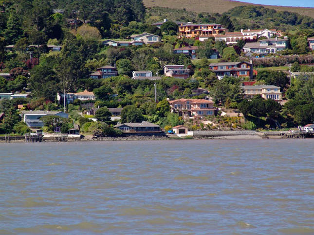 Tiburon Peninsula Homes