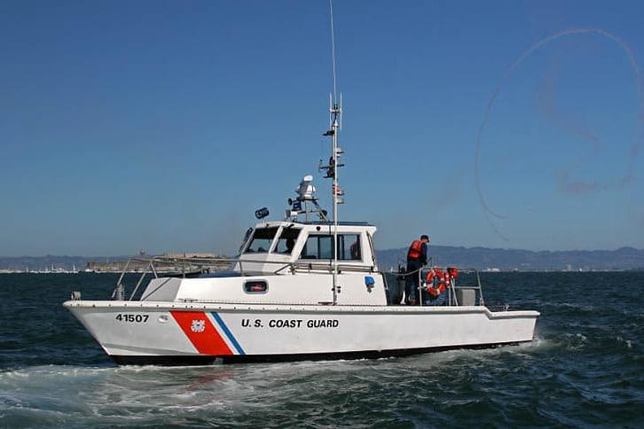 U.S. Coast Guard 41-foot Utility Boat