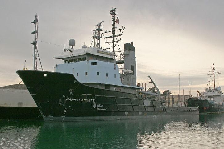 USNS Narragansett Tug US Navy