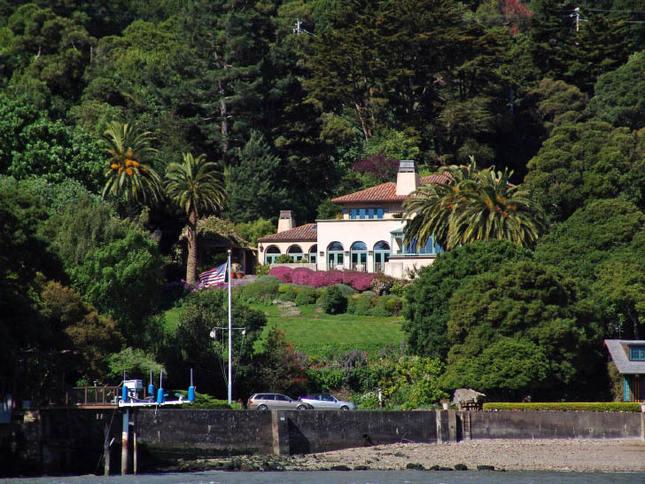 Waterfront Estate near Tiburon