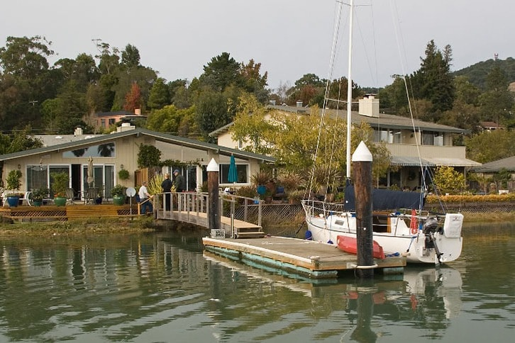 Waterfront Home on San Rafael Canal