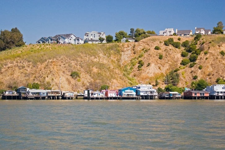 Waterfront Homes in Southern Vallejo