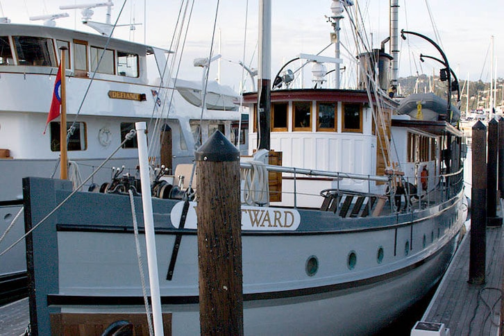 Westward Yacht