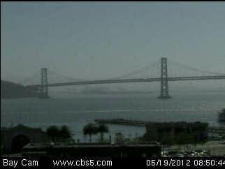 CBS 5 San Francisco Webcams