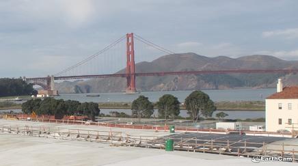 Earthcam Golden Gate Bridge